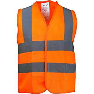 Asatex Aktiengesellschaft Baby Boys' Gilet -  orange - One size