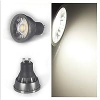 Lampadine spot/Proiettori Par - GU10 - Par - 5 W- Dimmerabile - Bianco freddo 350-400 lm- AC 110-130