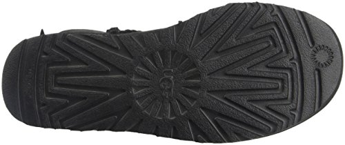 UGG Australia Mini Bailey Bow, Scarpe a Collo Alto Donna Nero