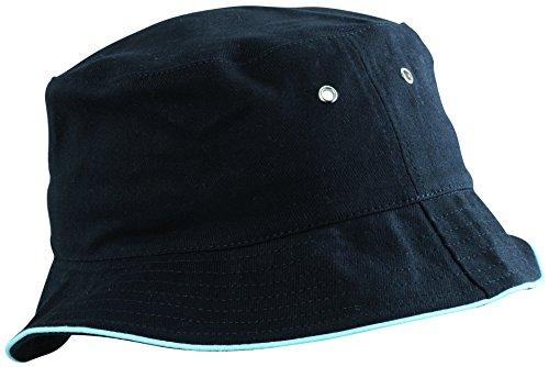 2Store24 Fischerhut in black/mint Größe L/XL