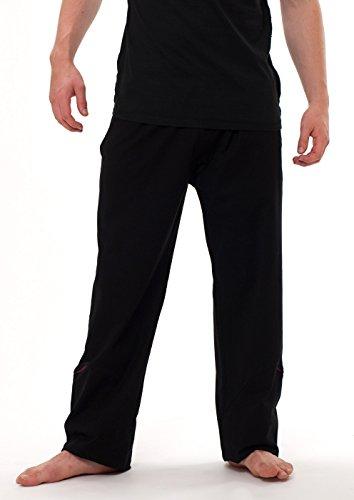 Yogamasti komfortable Yogahosen für Männer zum Training und Dehnen