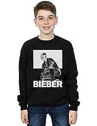 Absolute Cult Justin Bieber Niños Split Contrast Camisa De Entrenamiento