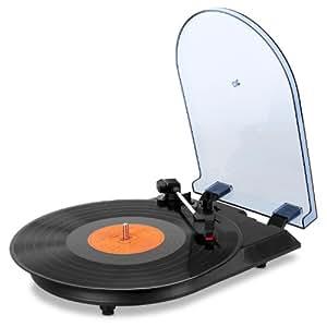 oneConcept TT-USB-2 Platine vinyle USB enregistrement MP3