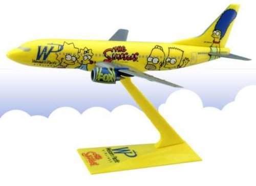 DARON LP38171S B737-300 OCCIDENTAL DEL PAC-FICO - SIMPSONS