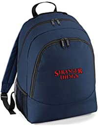 New Embroidered Stranger Things Rucksack backpack