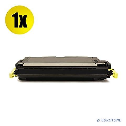 1x Eurotone Remanufactured Toner Cartridge for HP Color LaserJet CM 4730 MFP F FM FSK replaces Q6462A 644A