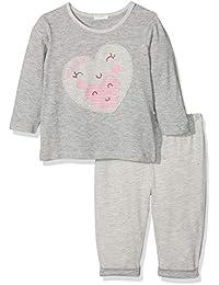 United Colors of Benetton Set Sweater+Trousers, Conjunto para Bebés (Pack de 2)