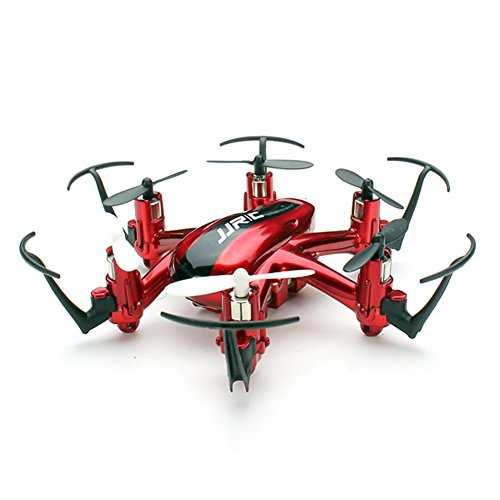 Modern Rot JJRC H20 mini Nano Hexacopter 2.4G 4CH 6 Achsen RC Quadrocopter Drone Headless Modus Aircraft mit LED Lichter Flugzeug Spielzeug