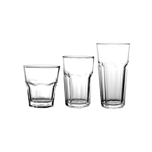 18-teiliges Gläser-Set Vintage Pilsner Set