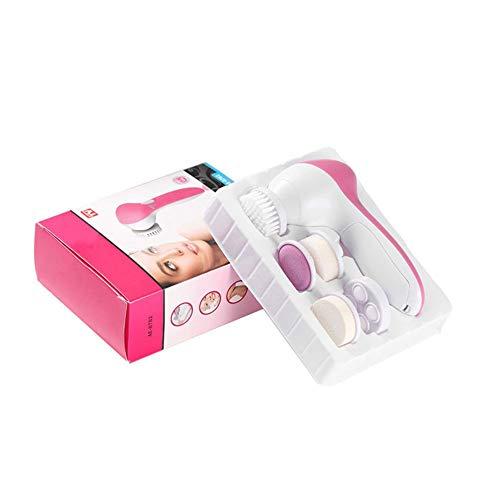 jichui23894 Elektrische Gesichtstiefenreinigung Pinsel Punktblackhead-Reinigungsmittel Hautmassagebürste - Feine Peeling-reiniger