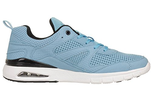 British Knights Demon, Sneakers basses femme Lt Blue
