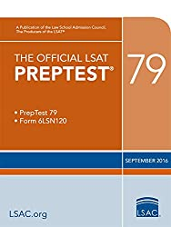 The Official LSAT PrepTest 79 (The Official LSAT PrepTests)