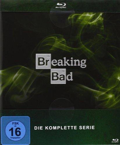 Breaking Bad - Die komplette Serie (Digipack) [Blu-ray] (Die Breaking Bad Komplette Serie)