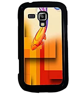 PRINTVISA Abstract Modern Art Case Cover for Samsung Galaxy S Duos S7562