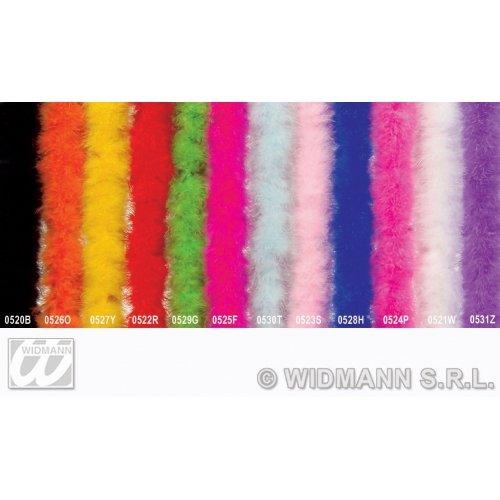 WIDMANN Marabou 2Mtr Soft Pink