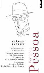 Poèmes païens d'Alberto Caeiro et Ricardo Reis