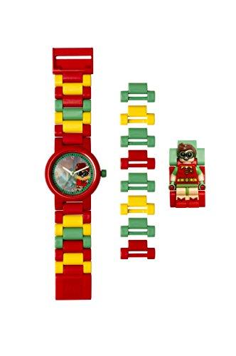 Lego Kids Analogue Quartz Watch with Plastic Strap 8020868