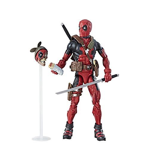 Marvel Deadpool Character Model 12-Zoll-Deadpool Action Figure Kinderspielfiguren Spielzeug