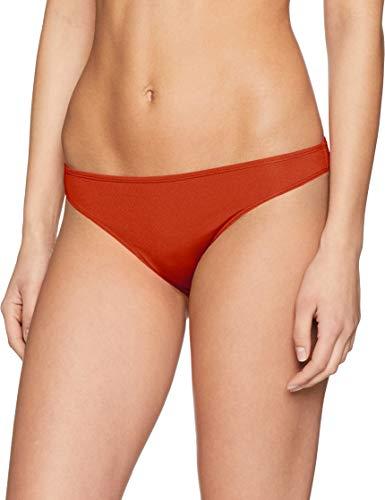 Emporio Armani Damen LADIES KNIT SWIMWEAR-262423 Bikinihose, Gold (Bronzo 00252), Gr. M
