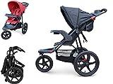 PAPILIOSHOP REBEL Silla de paseo cochecito para niño y bebé 3 ruedas