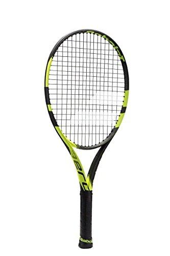 BABOLAT Pure Aero 25 Racchetta da Tennis Junior, G1 = 4 1/8