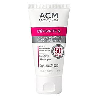 Depiwhite S Gegen Flecken IP50+ 50 ml Creme