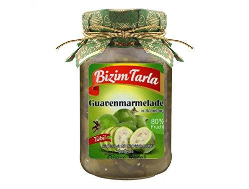 Guaven Konfitüre 380 gr / Feijoa Konfitüre / Feijoa Marmelade - Bizim Tarla