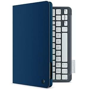 Logitech 920-005330 Clavier AZERTY pour iPad mini Mystic Blue