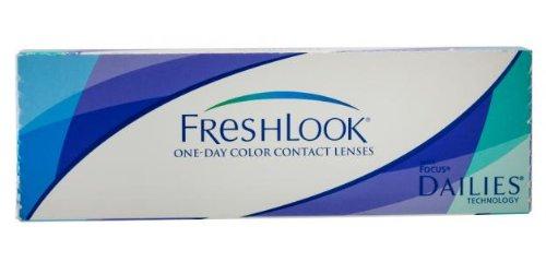 Alcon Freshlook ONE-DAY farbige tägliche Kontaktlinsen 10 Stück Gray