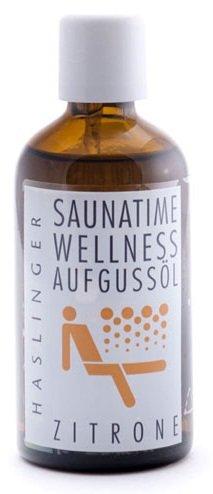 Aroma Herb (Saunatime Sauna Aufguss Zitrone, 100 ml Konzentrat)