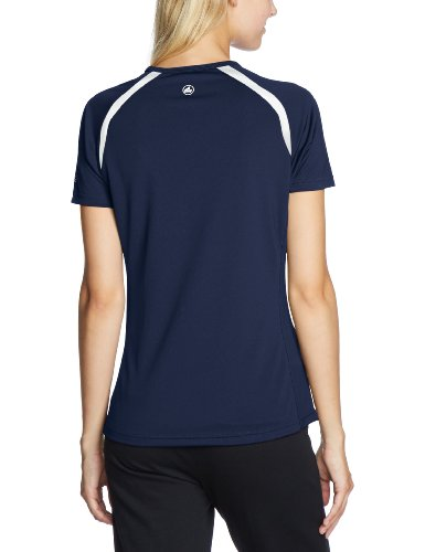 Jako Damen T-Shirt Champion marine/weiß/skyblue