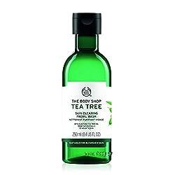 The Body Shop Tea Tree Facial Wash - 250 ML