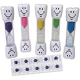Icono Cepillo De Dientes Temporizador & 10 Comprimidos Reveladores - Azul
