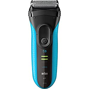 Braun Series 3 ProSkin 3040s Wet&Dry Electric Shaver for Men / Rechargeable Electric Razor