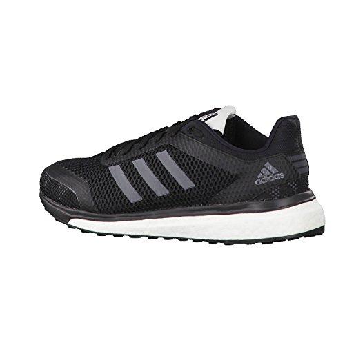 adidas Response+ , Scarpe Running Donna Nero (Core Black/grey Five/footwear White)