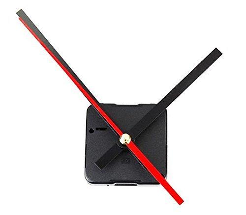 PREMIUM Quarz Uhrwerk mit 3x Zeigersatz Zeiger Uhr Wanduhr DEKO Bastler Ersatz
