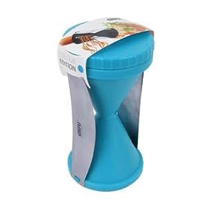 gefu spiralschneider spirelli blau 89103 k che. Black Bedroom Furniture Sets. Home Design Ideas