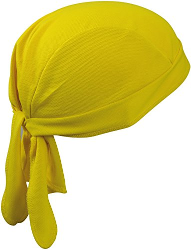 Functional Bandana Hat/Myrtle Beach (MB 6530) Yellow