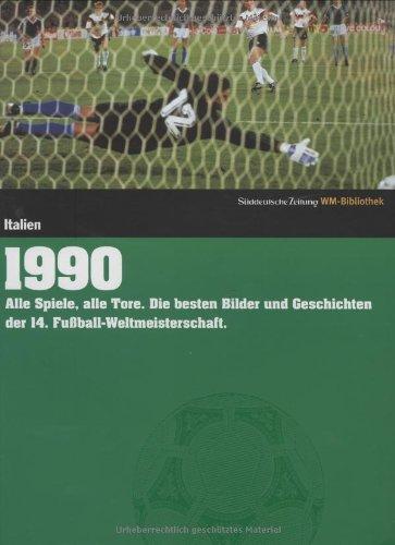1990. Süddeutsche Zeitung WM-Bibliothek