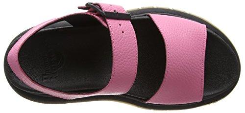 Sandalen Romi Plattform Damen Pebble Pink Dr Martens Lamper Schwarz Pink Soft aTnIEU