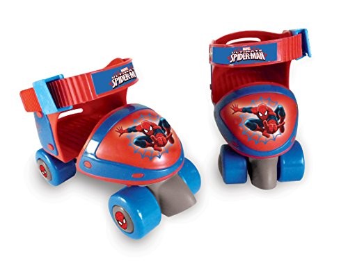 Spiderman - Patins - Rollers A roulettes Ajustables - OSPI151
