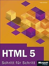 HTML 5 - Schritt für Schritt