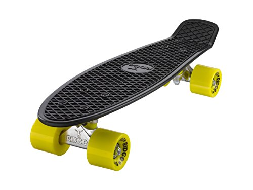 ridge-skateboards-22-mini-cruiser-skateboard-nero-giallo