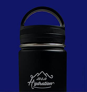 Stainless Steel Water Bottle - Thermo Flask Water Bottle - Hydration Bottle Eco Friendly - M&h Hydration Leak-proof, | Bpa-free Stainless Steel | Reusable Water Bottle | Double Walled Vacuum Insulated | Sistema - Keeps Drinks Cold For 18+ Hrs, Hot For 8 - Hiking, Running, Outdoors Water Bottle (32oz - 909ml) 6