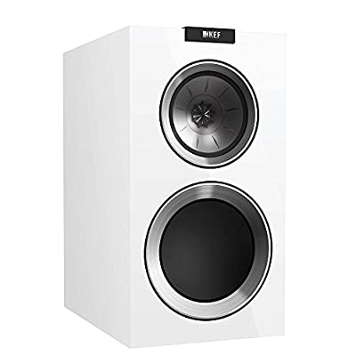 Kef R300 Diffusore da Scaffale a 3 Vie, Bianco ai migliori prezzi - Polaris Audio Hi Fi