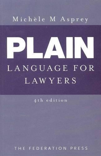 plain-language-for-lawyers-by-michele-m-asprey-2010-05-31
