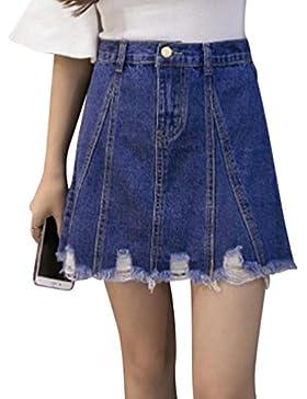 a27f1cdad Dooxii Mujer Verano Cintura Alta | AlliKey Español Compras Moda