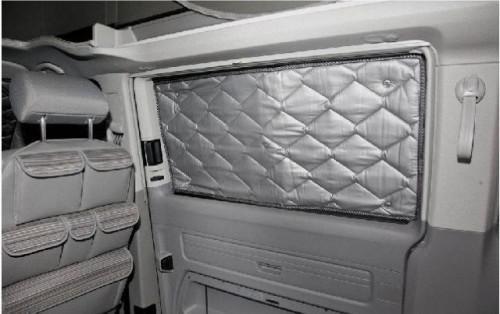 Preisvergleich Produktbild NRF Srl Thermomatten Isoliermatten innen 8 Stück MAXI - Wohnmobil FORD TOURNEO CUSTOM