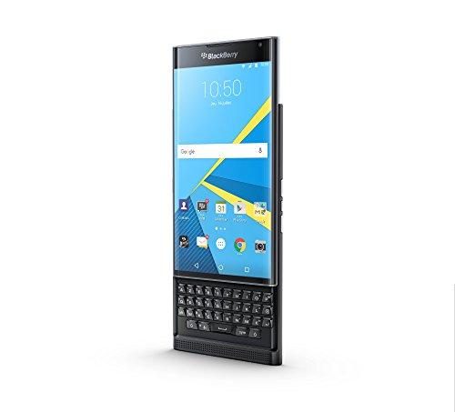 Blackberry PRIV 5 43  SIM   nica 4G 3GB 32GB 3410mAh Negro - Smartphone  13 8 cm  5 43    32 GB  18 MP  Android  5 1 1  Negro