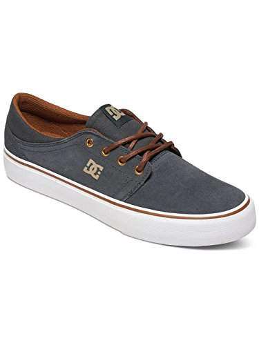 DC Shoes  Trase SD, Sneakers basses homme Gris - Charcoal Grey